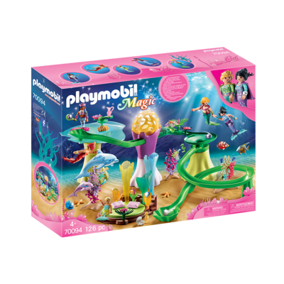Playmobil Playmobil Magical Mermaid Cove with Lit Dome