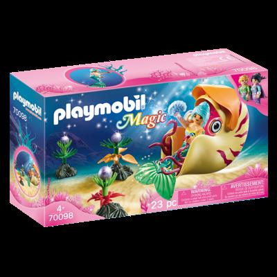 Playmobil Playmobil Magical Mermaid with Gondola