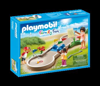 Playmobil Camping Vacation Mini Golf