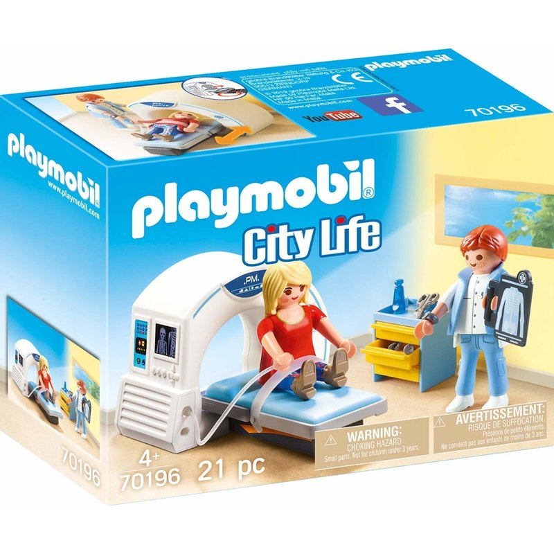 Playmobil Playmobil Hospital Radiologist