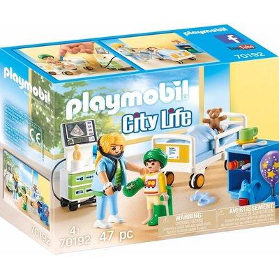 Playmobil Playmobil Hospital Children's Hospital Room