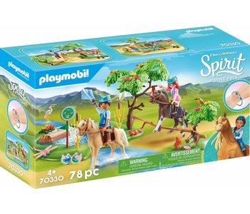 Playmobil Spirit River Adventure