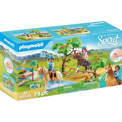 Playmobil Playmobil Spirit River Adventure