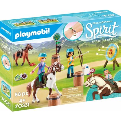 Playmobil Playmobil Spirit Outdoor Sports