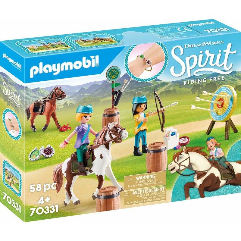 Playmobil Playmobil Spirit Outdoor Sports