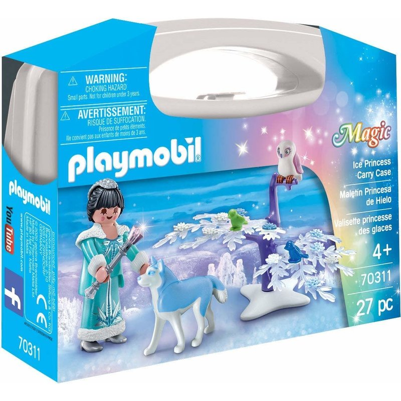 Playmobil Playmobil Carry Case: Small Ice Princess