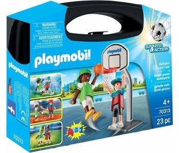 Playmobil Carry Case: Large Multi Sport
