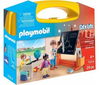 Playmobil Carry Case: Large School