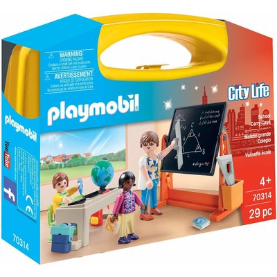 Playmobil Playmobil Carry Case: Large School