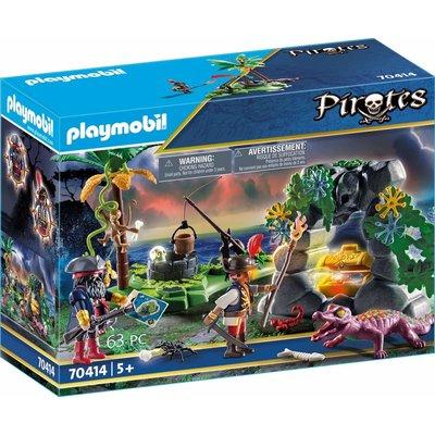 Playmobil Playmobil Pirate Treasure Hideout