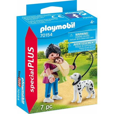 Playmobil Playmobil Special Mother with Baby and Dog
