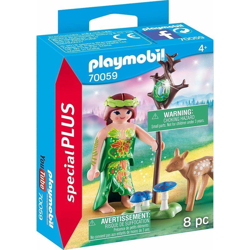 Playmobil Playmobil Special Fairy with Deer