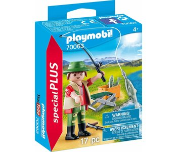 Playmobil Special Fisherman
