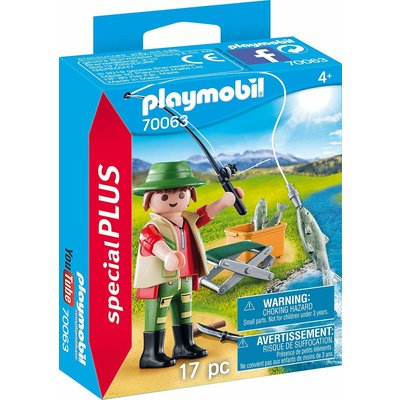 Playmobil Playmobil Special Fisherman