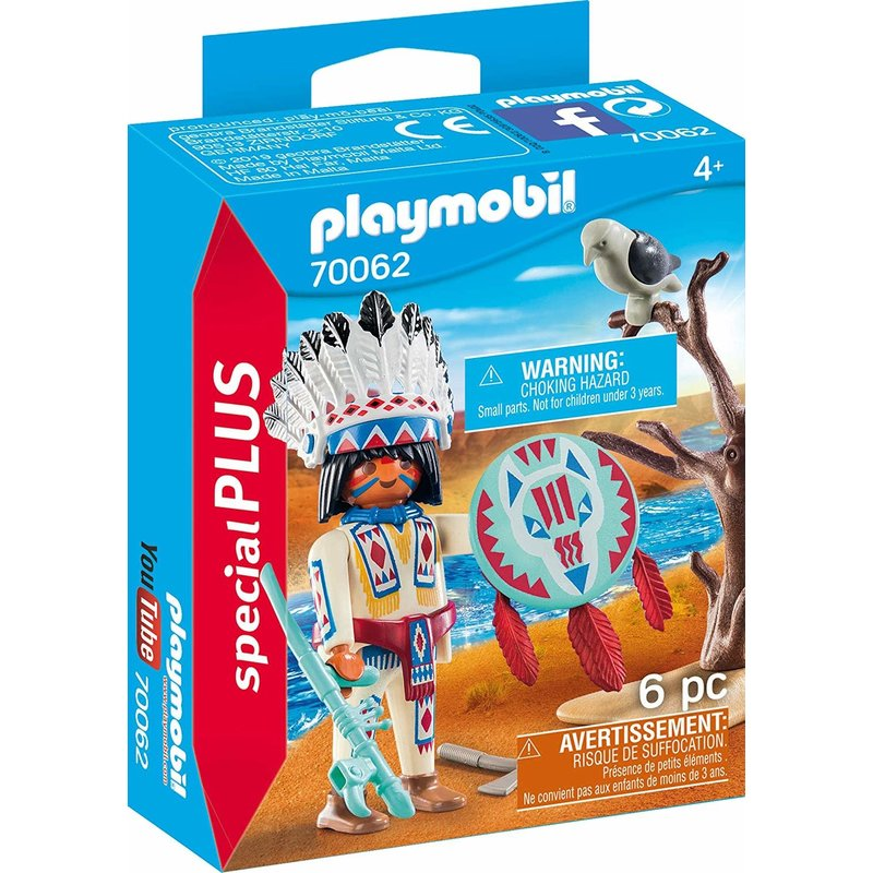 Playmobil Playmobil Special Native American Chief