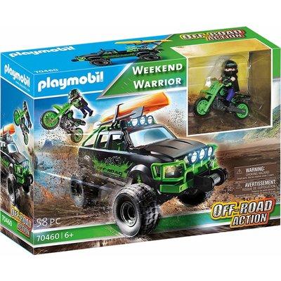 Playmobil Playmobil Action Weekend Warrior