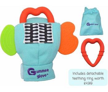 Gummee Glove Plus 3-6Mths Turquois
