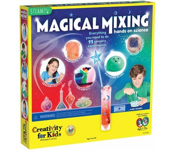 Creativity for Kids Magical Mixing