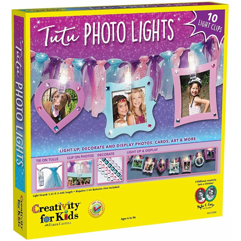 Creativity for Kids Creativity for Kids Tutu Photo Lights