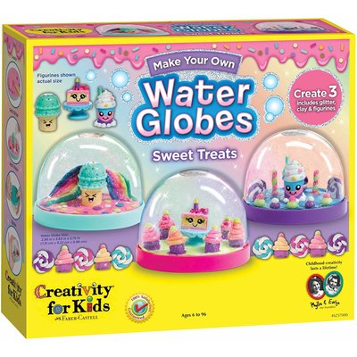Creativity for Kids Creativity for Kids Water Globes Sweet Treats