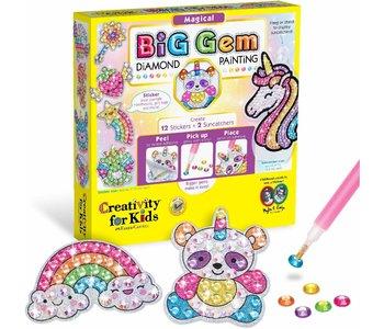 Creativity for Kids Big Gem Diamond Painting Magical