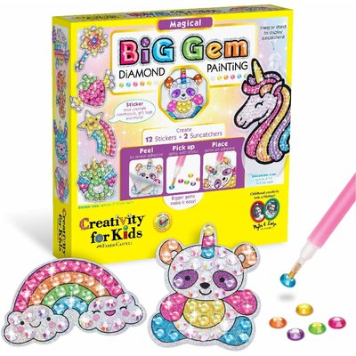 Creativity for Kids Creativity for Kids Big Gem Diamond Painting Magical