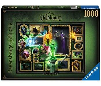 Ravensburger Puzzle 1000pc Villainous Maleficent