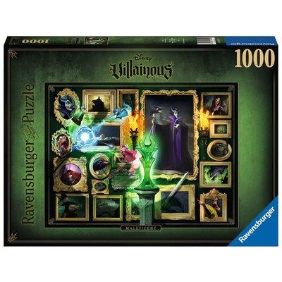 Ravensburger Ravensburger Puzzle 1000pc Villainous Maleficent