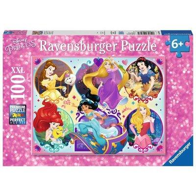 Ravensburger Ravensburger Puzzle 100pc Disney Princesses