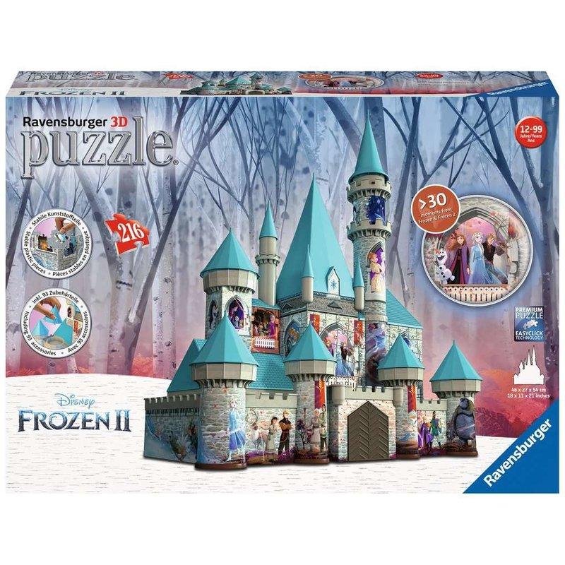 Ravensburger Ravensburger Puzzle 3D Disney Frozen Castle