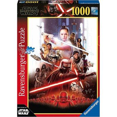 Ravensburger Ravensburger Puzzle Star Wars 1000pc Rise of Skywalker