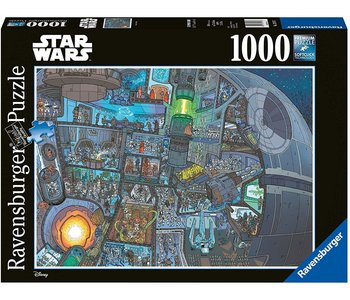 Ravensburger Puzzle Star Wars 1000pc Where's Wookie