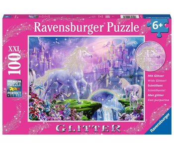 Ravensburger Puzzle 100pc Unicorn Kingdom