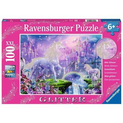 Ravensburger Ravensburger Puzzle 100pc Unicorn Kingdom