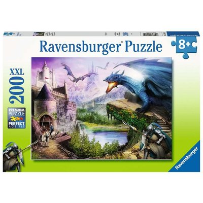 Ravensburger Ravensburger Puzzle 200pc Mountains of Mayhem