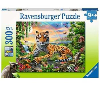 Ravensburger Puzzle 300pc Jungle Tiger