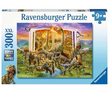 Ravensburger Puzzle 300pc Dino Dictionary