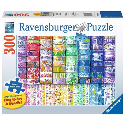 Ravensburger Puzzle 300pc Large Format Washi Wishes