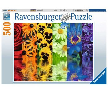 Ravensburger Puzzle 500pc Floral Reflections