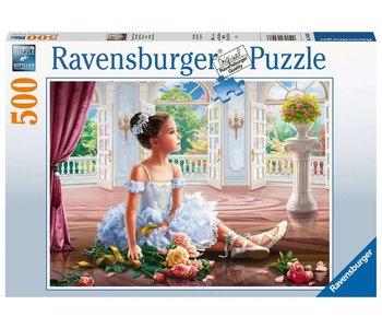 Ravensburger Puzzle 500pc Sunday Ballet