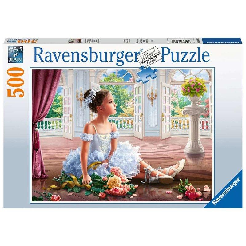 Ravensburger Ravensburger Puzzle 500pc Sunday Ballet