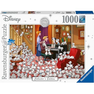 Ravensburger Ravensburger Puzzle 1000pc Disney 101 Dalmations