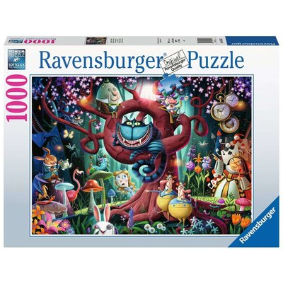 Ravensburger Ravensburger Puzzle 1000pc Most Everyone is Mad