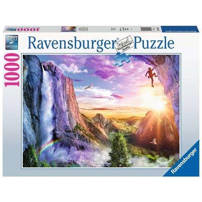 Ravensburger Ravensburger Puzzle 1000pc Climber's Delight