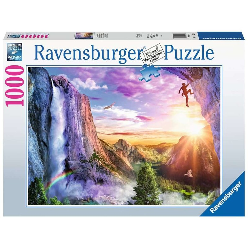 Ravensburger Ravensburger Puzzle 1000pc Climber's Delight