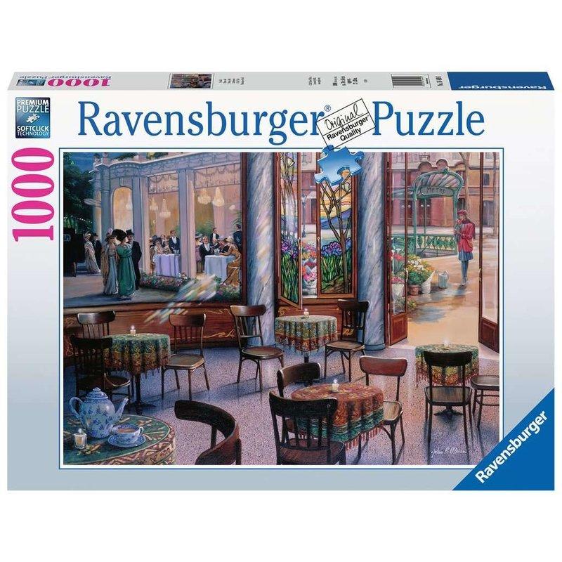 Ravensburger Ravensburger Puzzle 1000pc A Cafe Visit