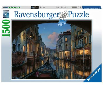 Ravensburger Puzzle 1500pc Venetian Dreams
