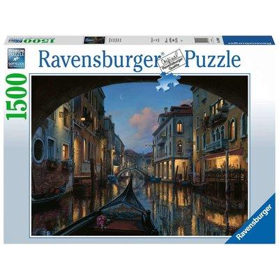 Ravensburger Ravensburger Puzzle 1500pc Venetian Dreams
