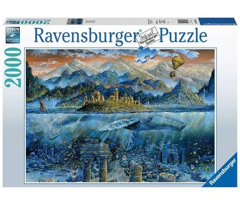 Ravensburger Puzzle 2000pc Wisdom Whale