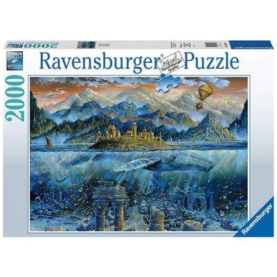 Ravensburger Ravensburger Puzzle 2000pc Wisdom Whale